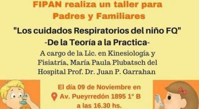 Invitacion Charla Noviembre Kinesiologa Maria Paula Plubatch (3)