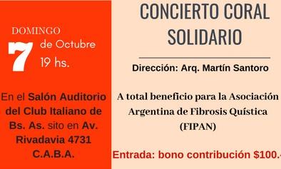 Concierto Coral Solidario 111